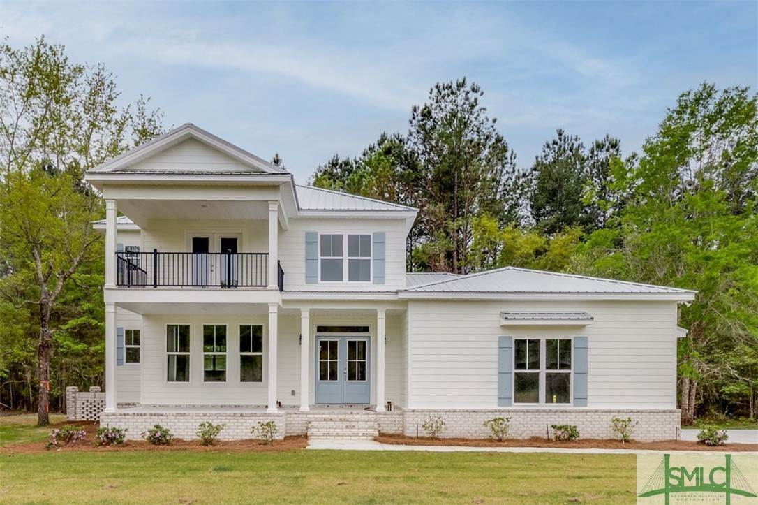 Residential for Sale at 211 Dean Drive Guyton, Georgia 31312 United States