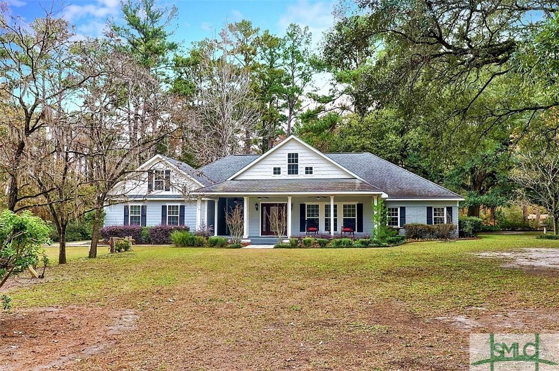 Residential for Sale at 207 Walter Williams Road 207 Walter Williams Road Ellabell, Georgia 31308 United States