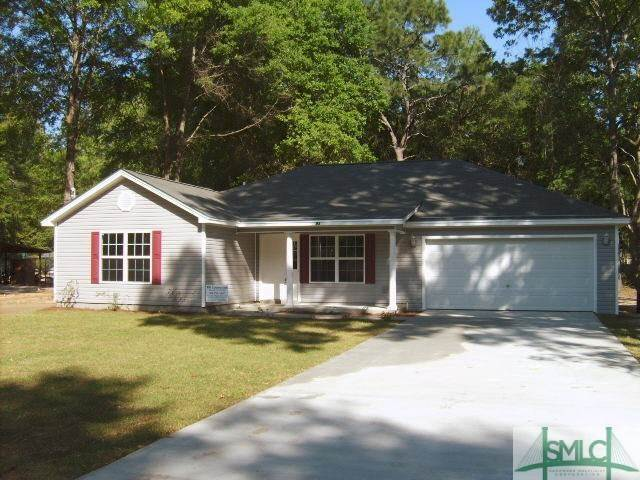 Residential for Sale at 64 Kings Way 64 Kings Way Ellabell, Georgia 31308 United States