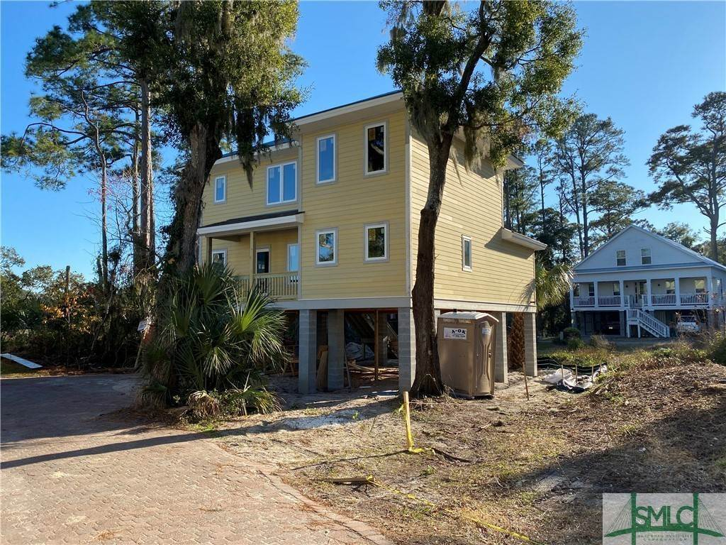 Residential for Sale at 5 White Oak Lane Tybee Island, Georgia 31328 United States