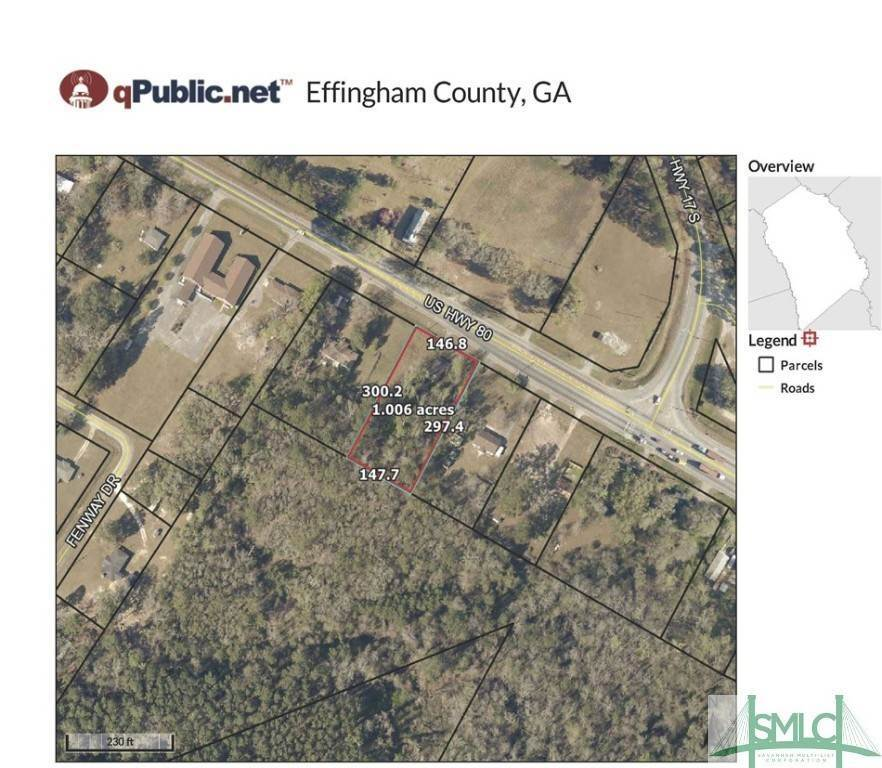 Commercial for Sale at 2886 US 80 Highway Bloomingdale, Georgia 31302 United States