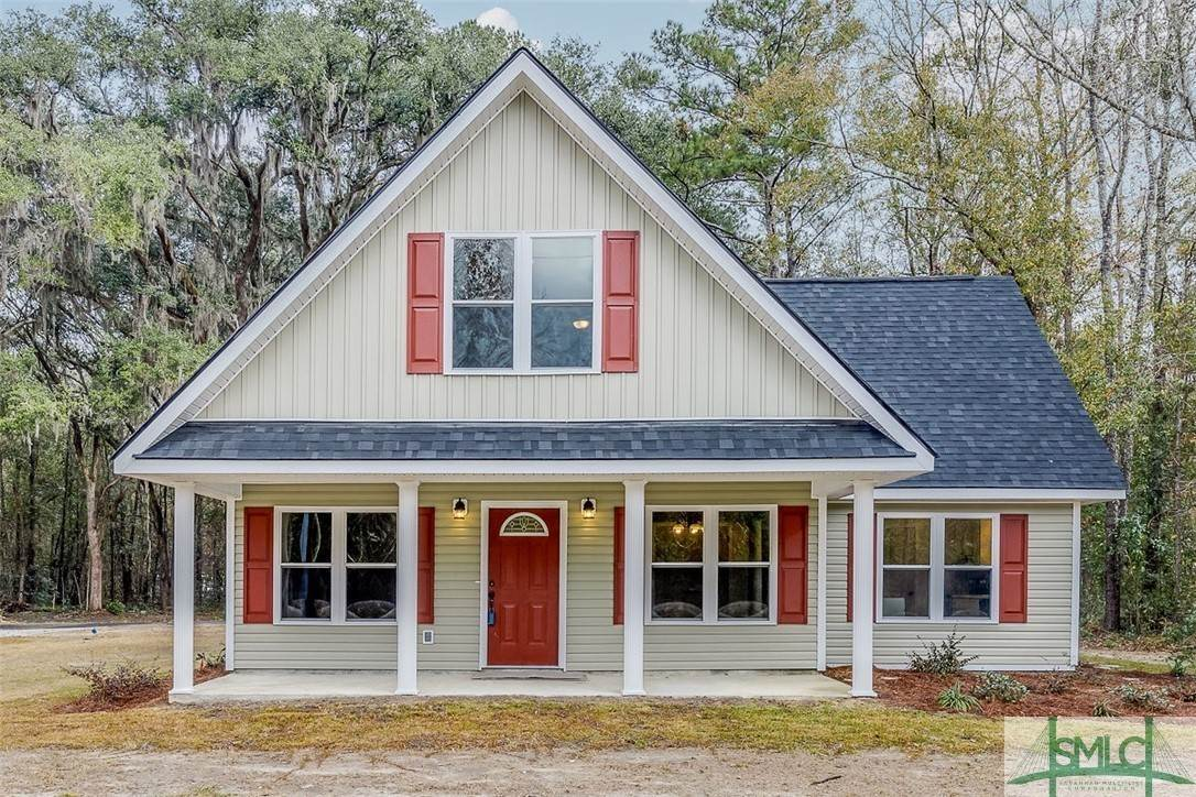 Residential for Sale at 27 Johnson Drive Riceboro, Georgia 31323 United States