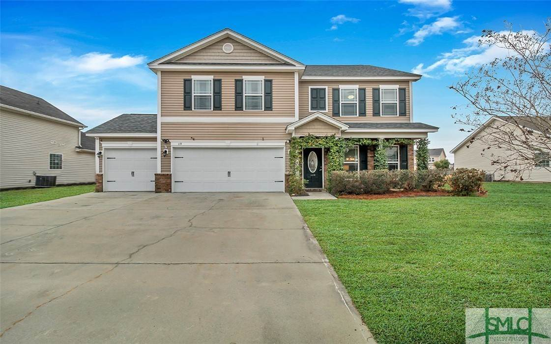 Residential for Sale at 119 Greyfield Circle Savannah, Georgia 31407 United States