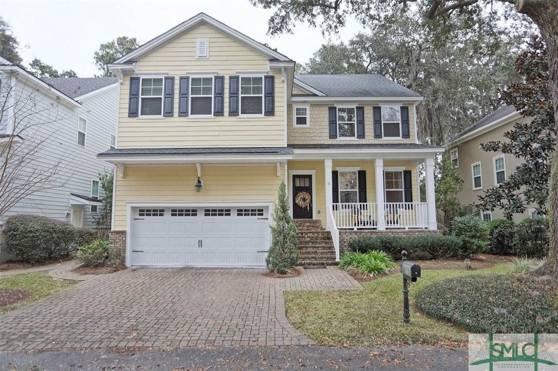 Residential for Sale at 9 Dockside Drive Savannah, Georgia 31410 United States
