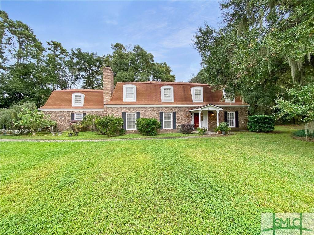 Residential for Sale at 314 W Penrose Drive Savannah, Georgia 31410 United States
