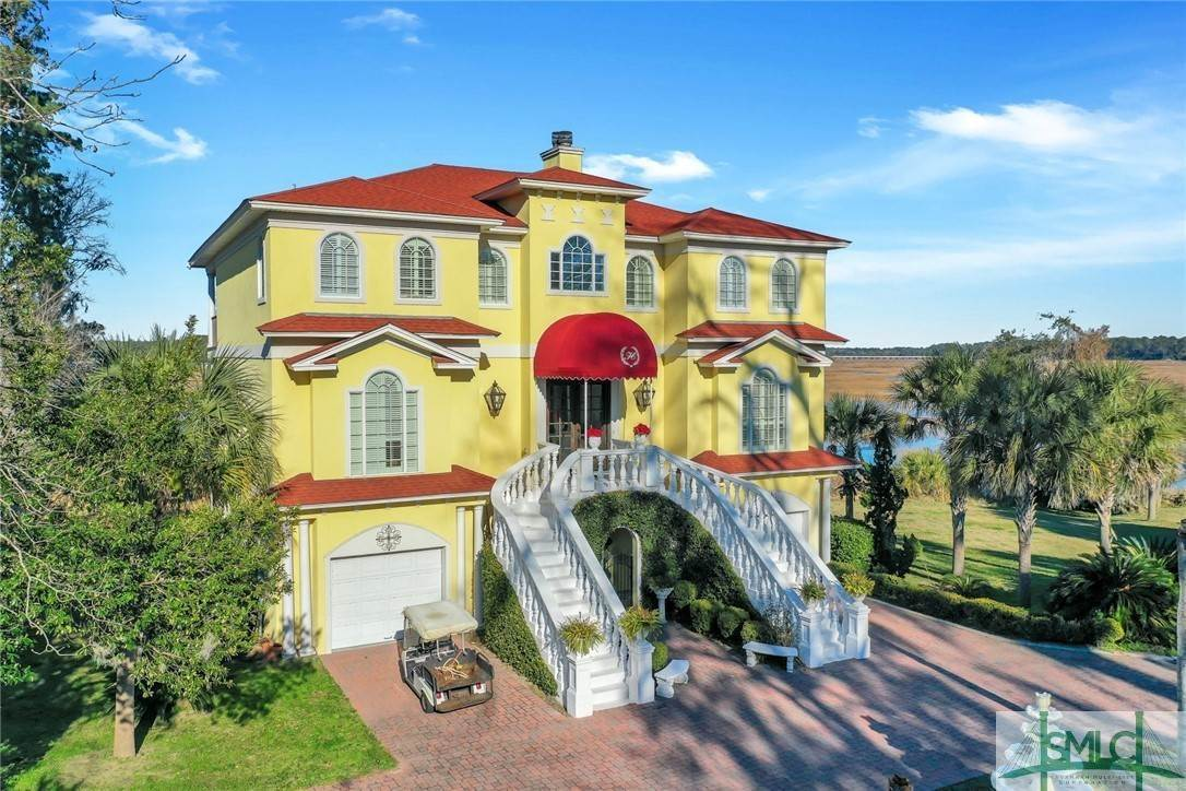 Residential for Sale at 9651 Whitefield Avenue 9651 Whitefield Avenue Savannah, Georgia 31406 United States