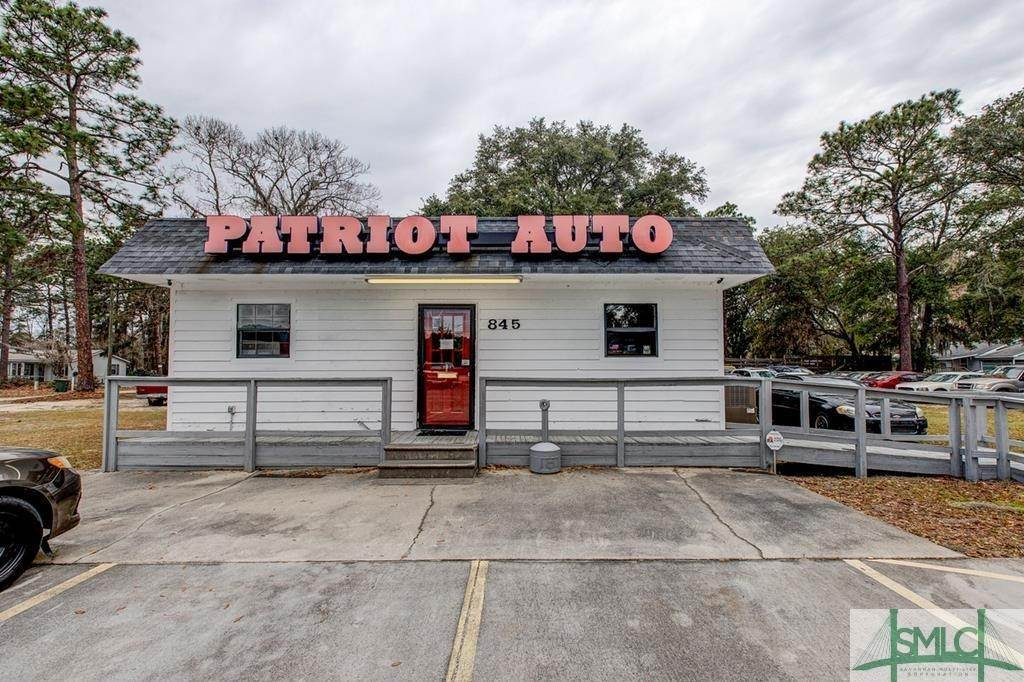 Commercial for Sale at 845 Elma G Miles Parkway 845 Elma G Miles Parkway Hinesville, Georgia 31313 United States