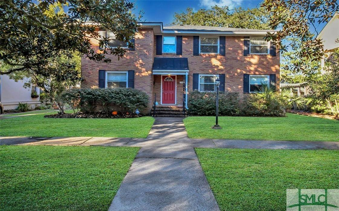 Residential Income for Sale at 114 E 55th Street 114 E 55th Street Savannah, Georgia 31405 United States