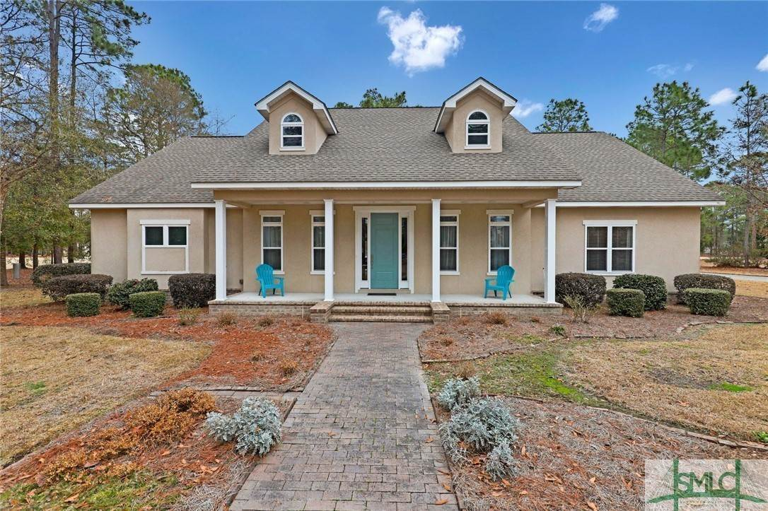 Residential for Sale at 12 South Bogey Drive 12 South Bogey Drive Jesup, Georgia 31546 United States