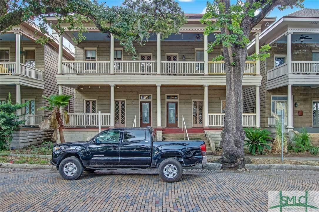 Residential Income for Sale at 104-106 W 38TH Street Savannah, Georgia 31401 United States