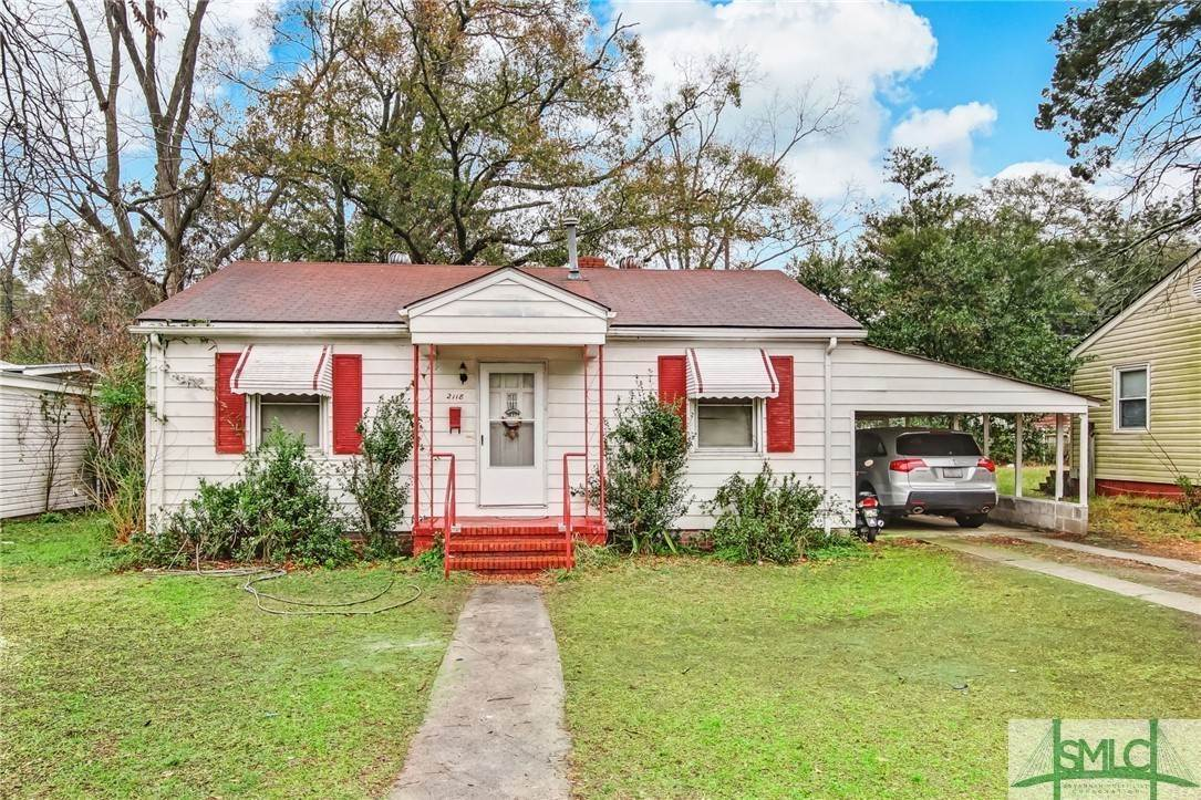 Residential for Sale at 2118 New Mexico Street 2118 New Mexico Street Savannah, Georgia 31404 United States
