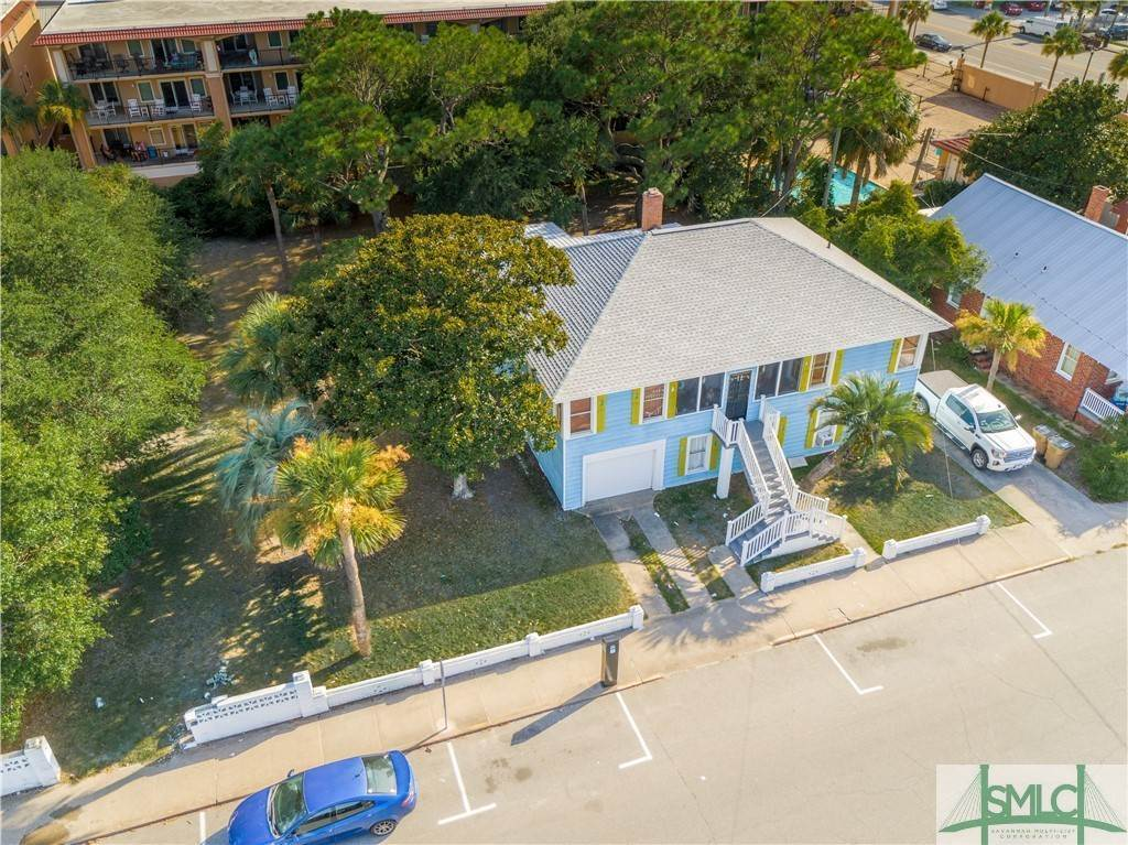 Residential for Sale at 15 15th Street 15 15th Street Tybee Island, Georgia 31328 United States