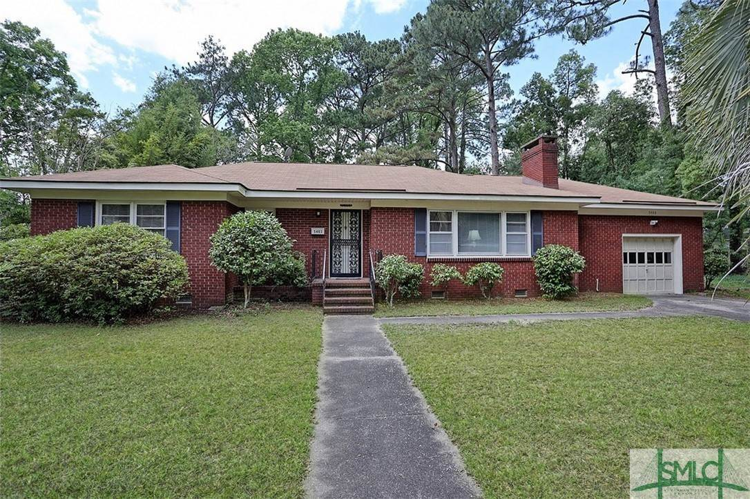 Residential for Sale at 5403 Waters Drive Savannah, Georgia 31406 United States