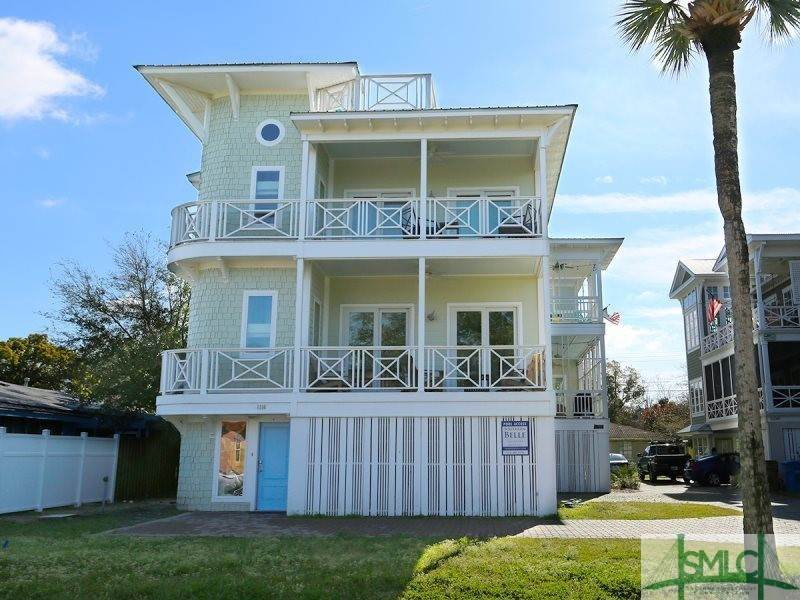 Property en 1506 5th Avenue 1506 5th Avenue Tybee Island, Georgia 31328 Estados Unidos