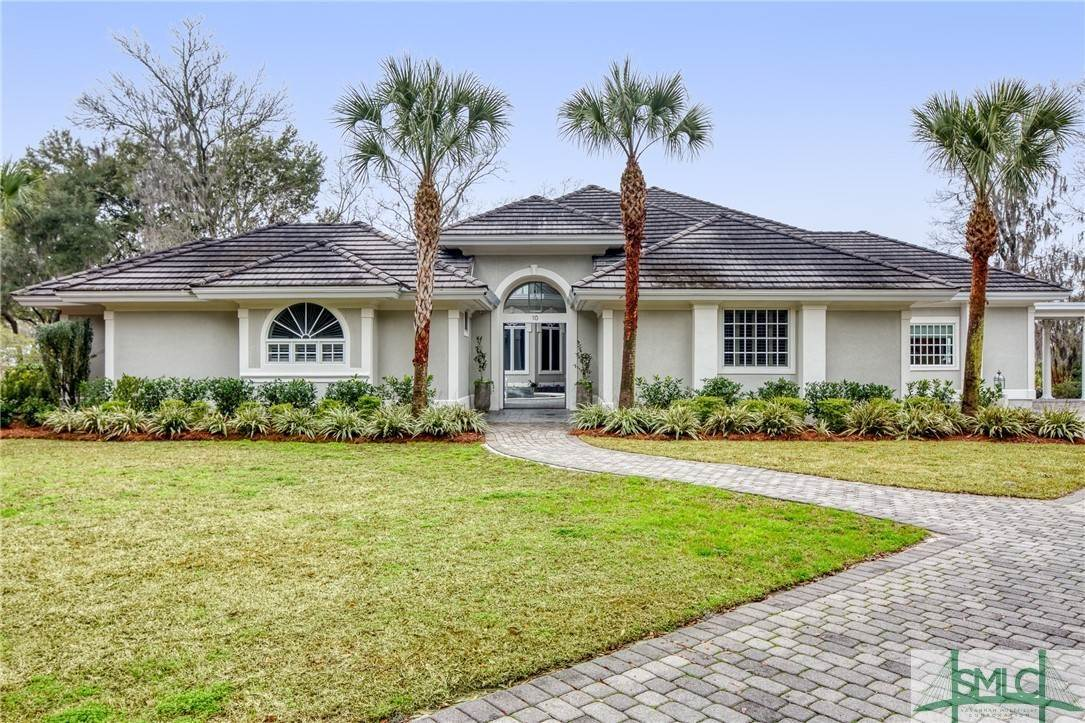 2. Residential for Sale at 10 Judsons Court 10 Judsons Court Savannah, Georgia 31410 United States