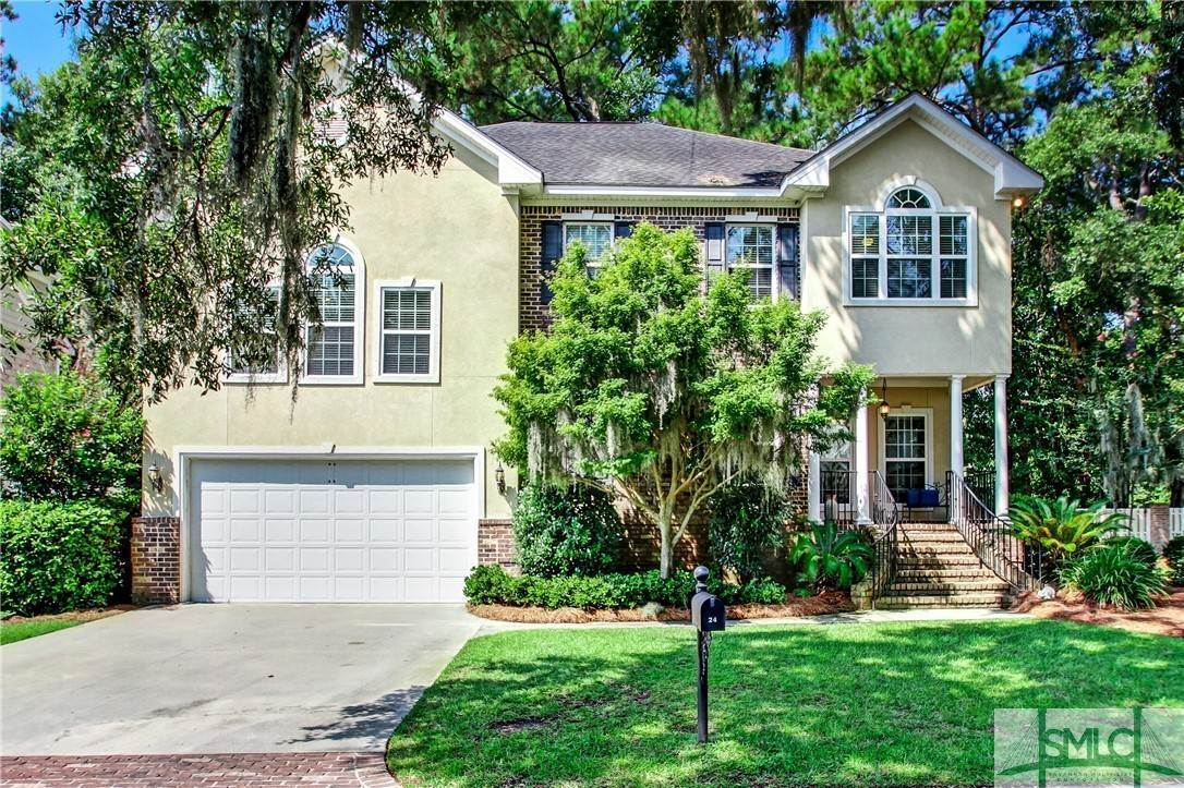Residential for Sale at 24 Dockside Drive 24 Dockside Drive Savannah, Georgia 31410 United States