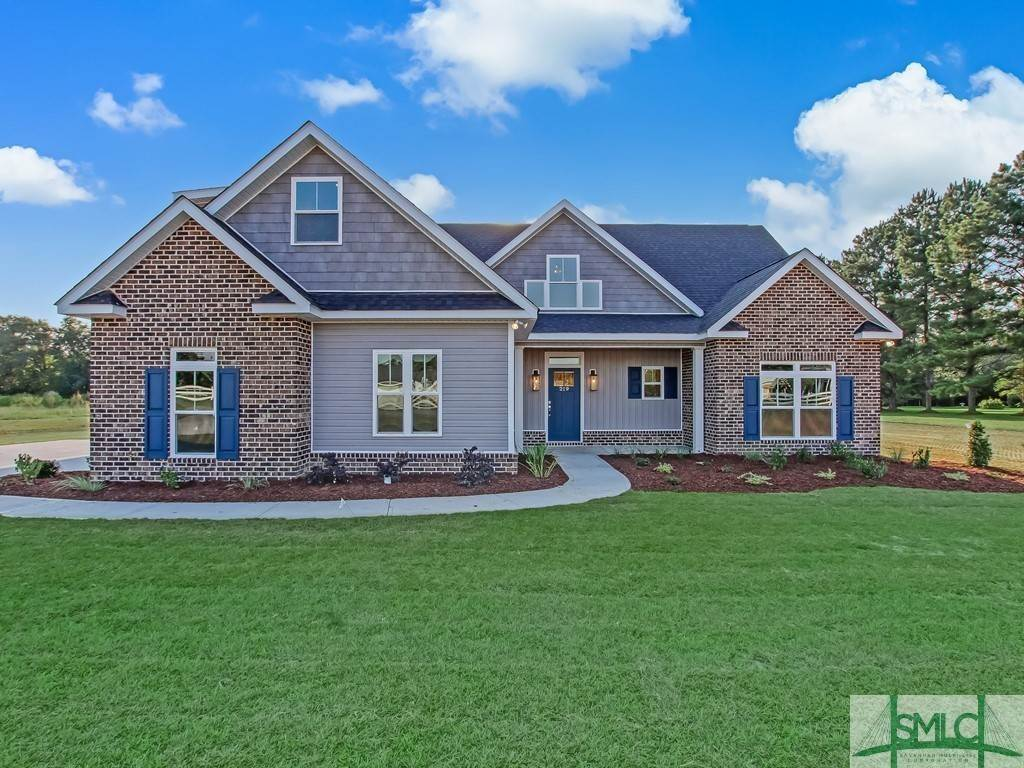 Residential for Sale at 215 Virginia Lane 215 Virginia Lane Bloomingdale, Georgia 31302 United States