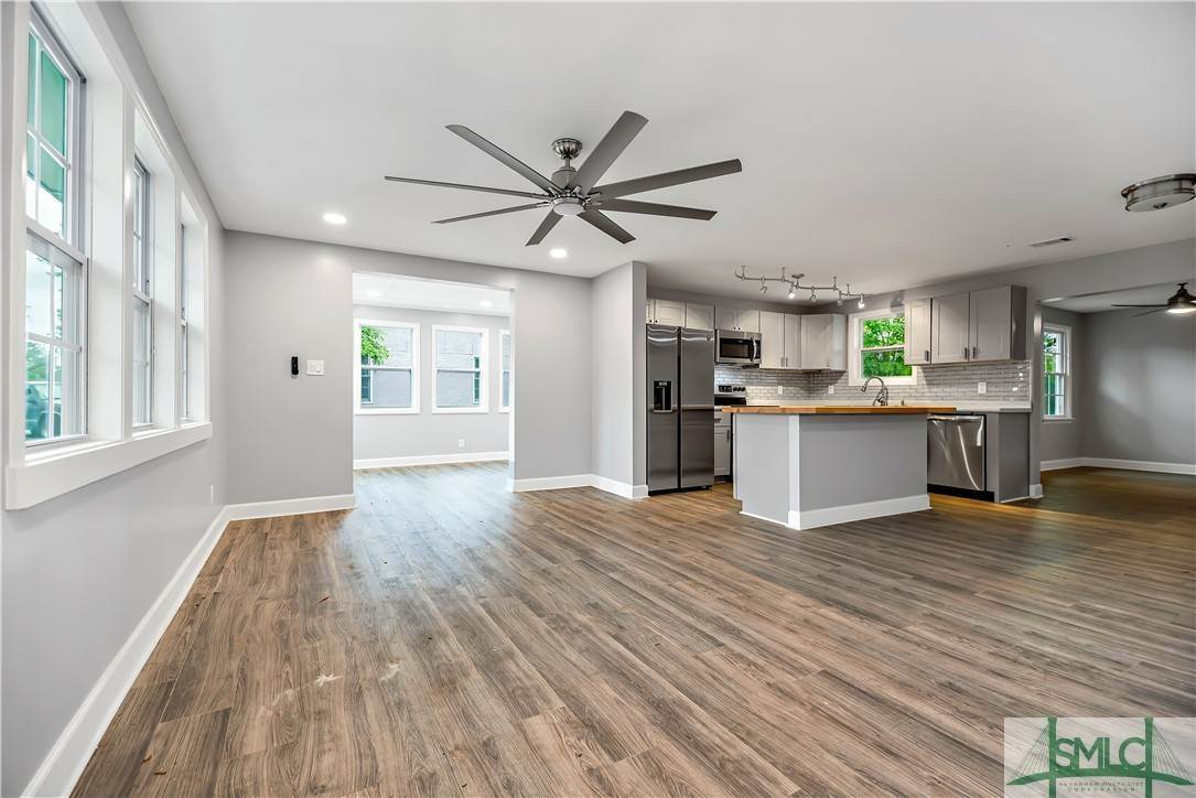 Residential for Sale at 212 Chatham Villa Drive 212 Chatham Villa Drive Garden City, Georgia 31408 United States