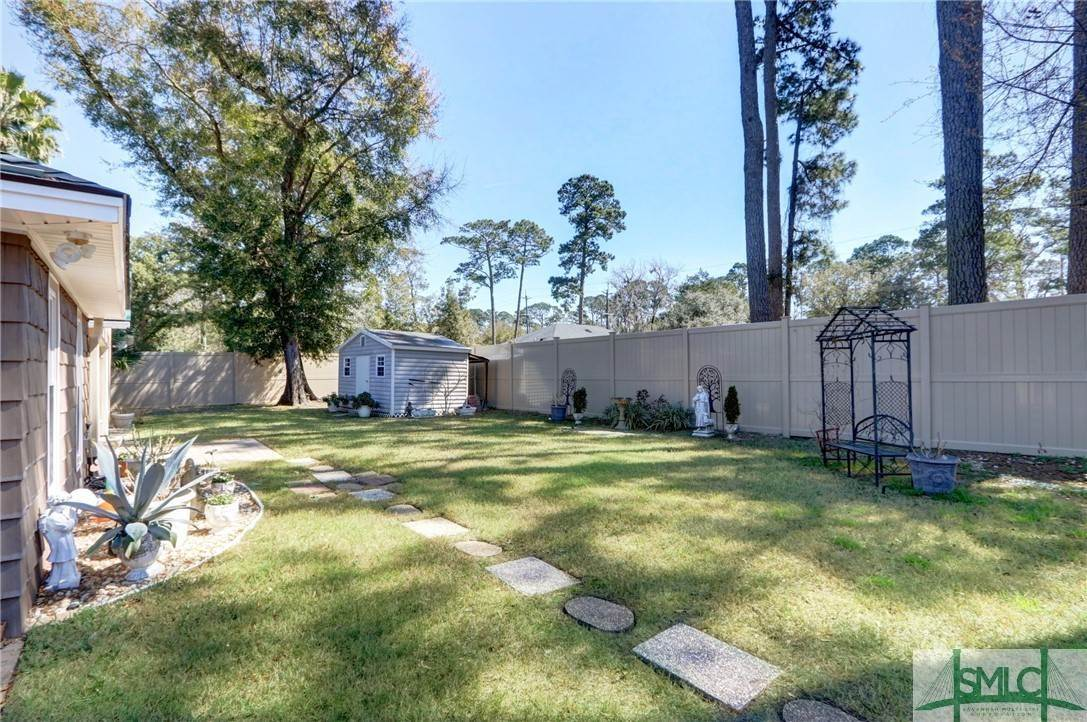 33. Residential for Sale at 7103 Tropical Way 7103 Tropical Way Savannah, Georgia 31410 United States