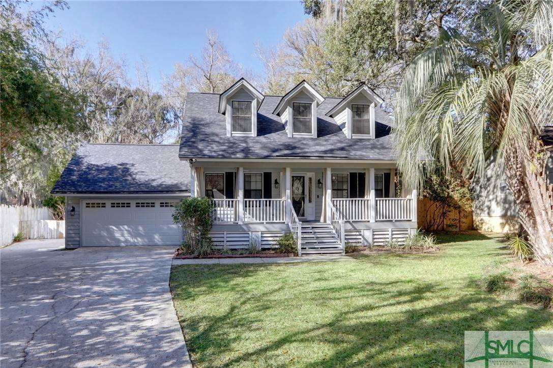 Residential for Sale at 104 S Sheftall Circle 104 S Sheftall Circle Savannah, Georgia 31410 United States