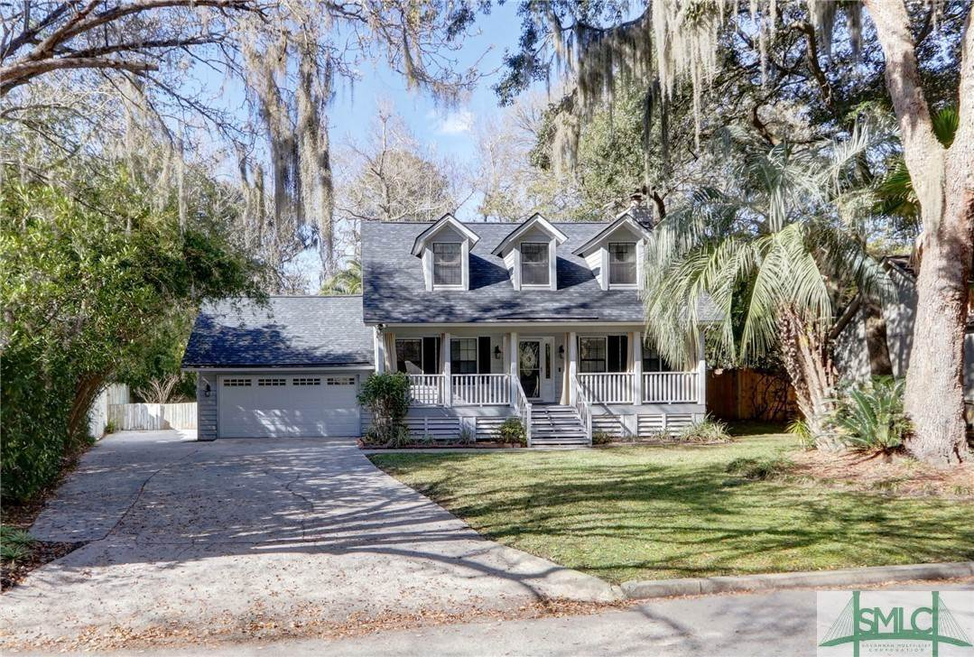 2. Residential for Sale at 104 S Sheftall Circle 104 S Sheftall Circle Savannah, Georgia 31410 United States
