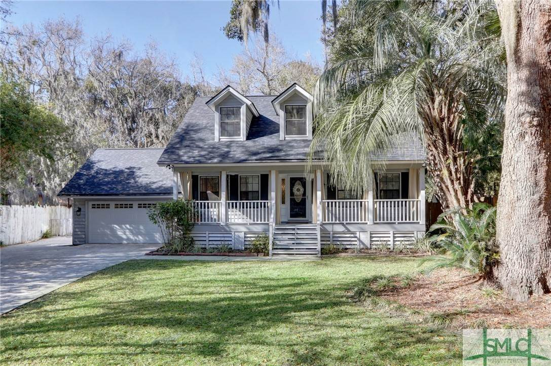 3. Residential for Sale at 104 S Sheftall Circle 104 S Sheftall Circle Savannah, Georgia 31410 United States