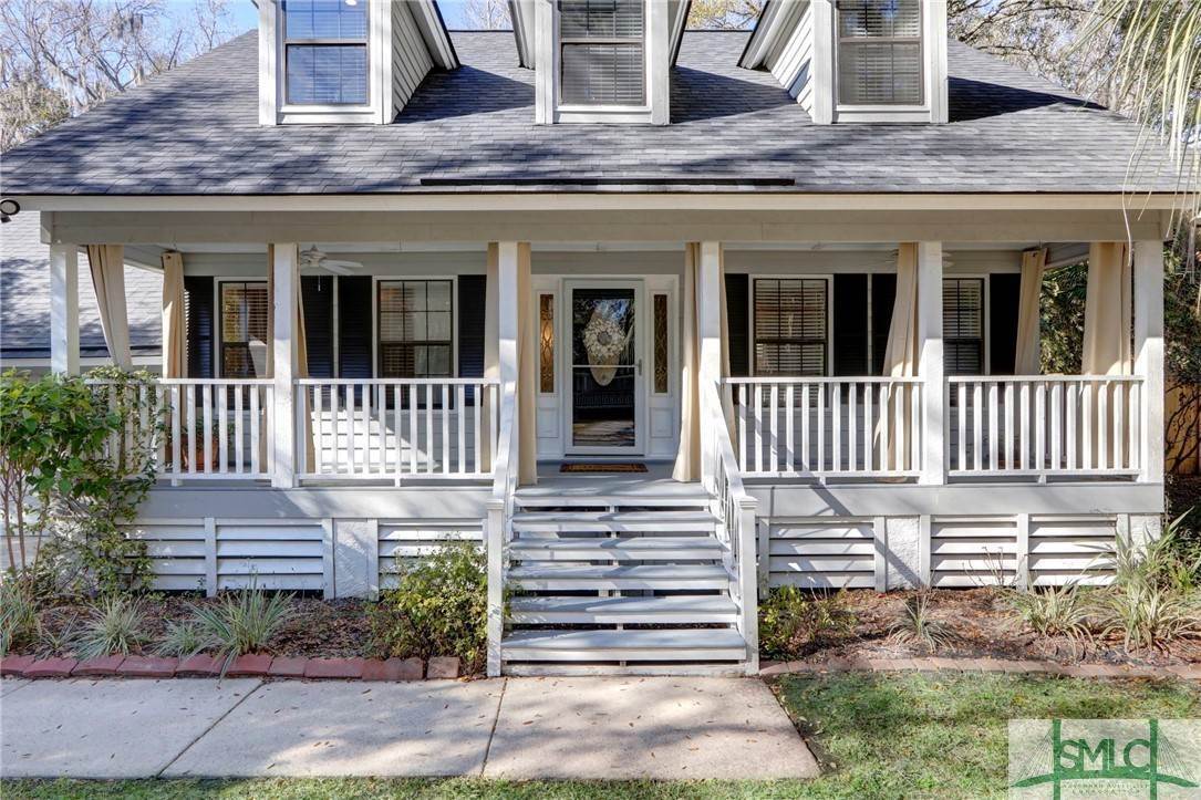 4. Residential for Sale at 104 S Sheftall Circle 104 S Sheftall Circle Savannah, Georgia 31410 United States