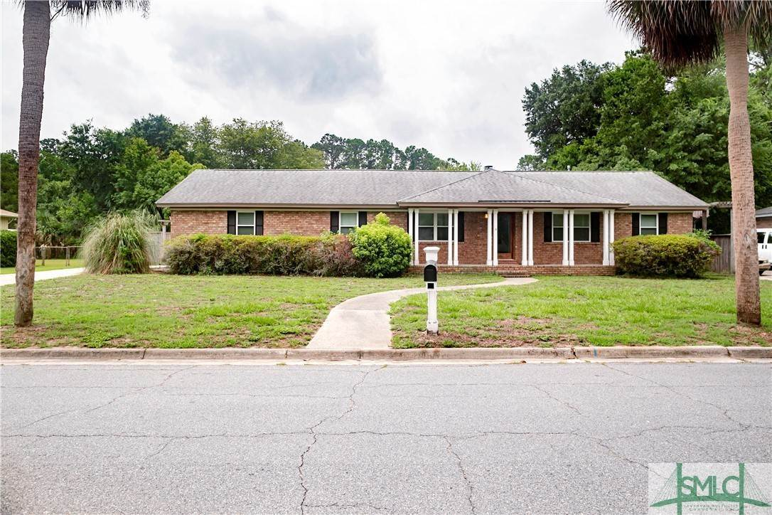 Residential for Sale at 125 Cardinal Road 125 Cardinal Road Savannah, Georgia 31406 United States