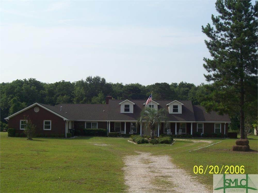 Residential for Sale at 12010 Highway 280 Highway 12010 Highway 280 Highway Ellabell, Georgia 31308 United States