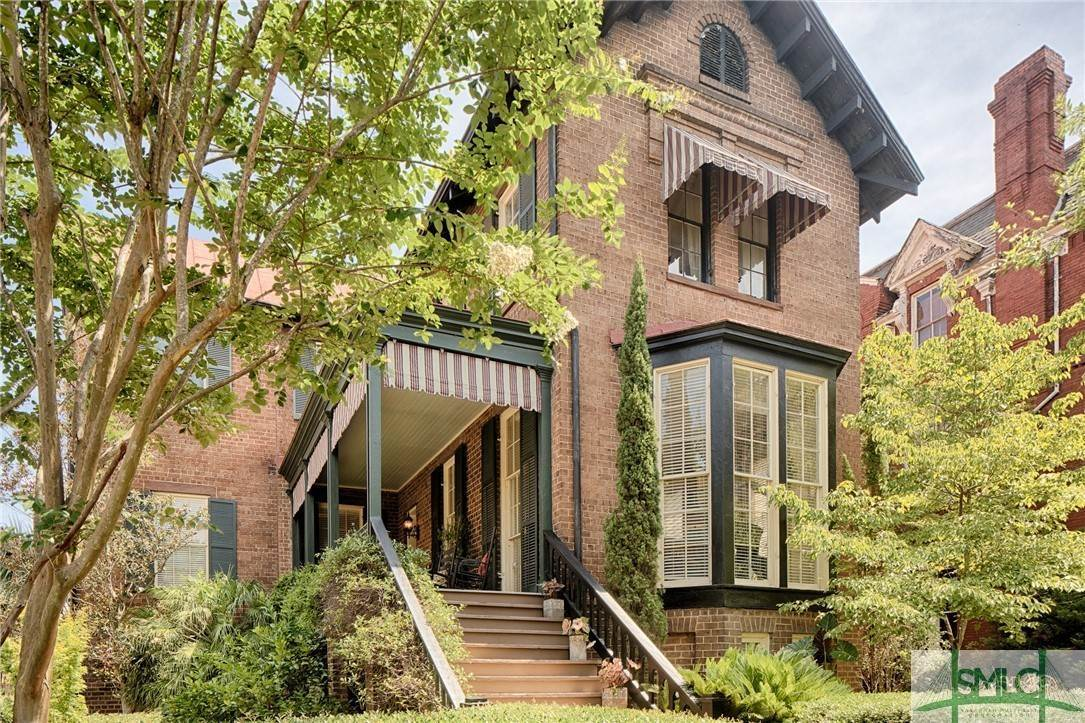 2. Residential for Sale at 304 E Gaston Street 304 E Gaston Street Savannah, Georgia 31401 United States