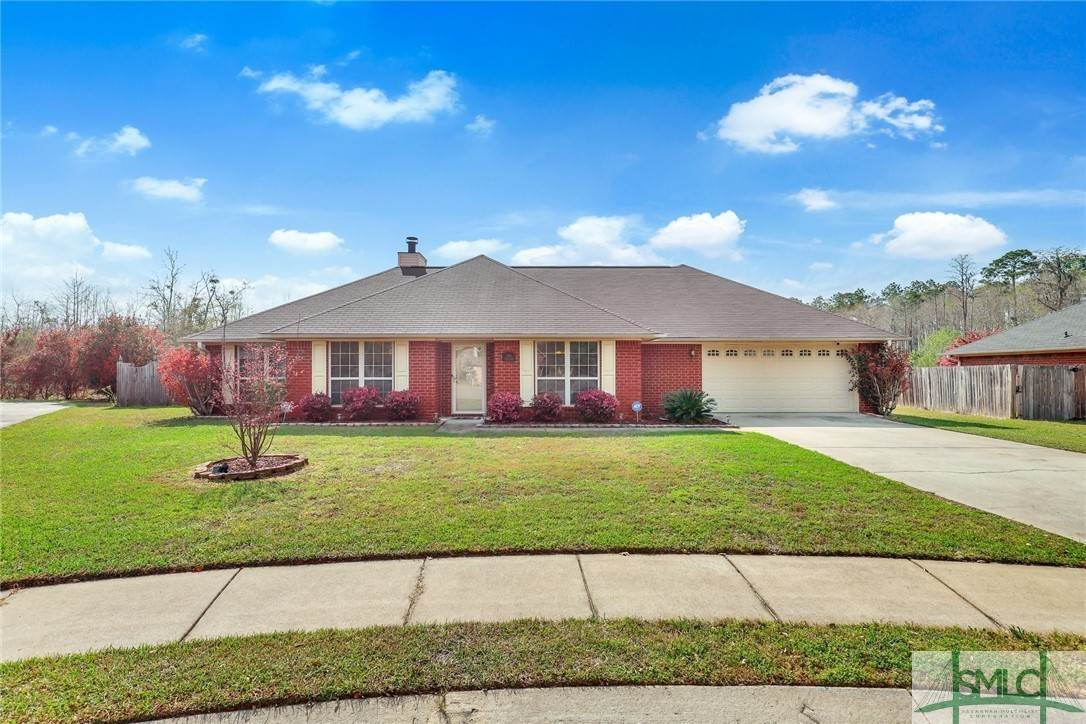 Residential for Sale at 306 Camden Court 306 Camden Court Hinesville, Georgia 31313 United States