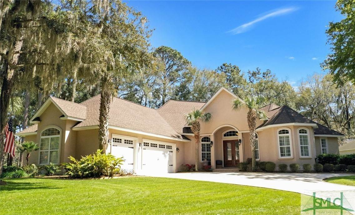 Residential for Sale at 180 Rice Mill Road 180 Rice Mill Road St. Simons Island, Georgia 31522 United States
