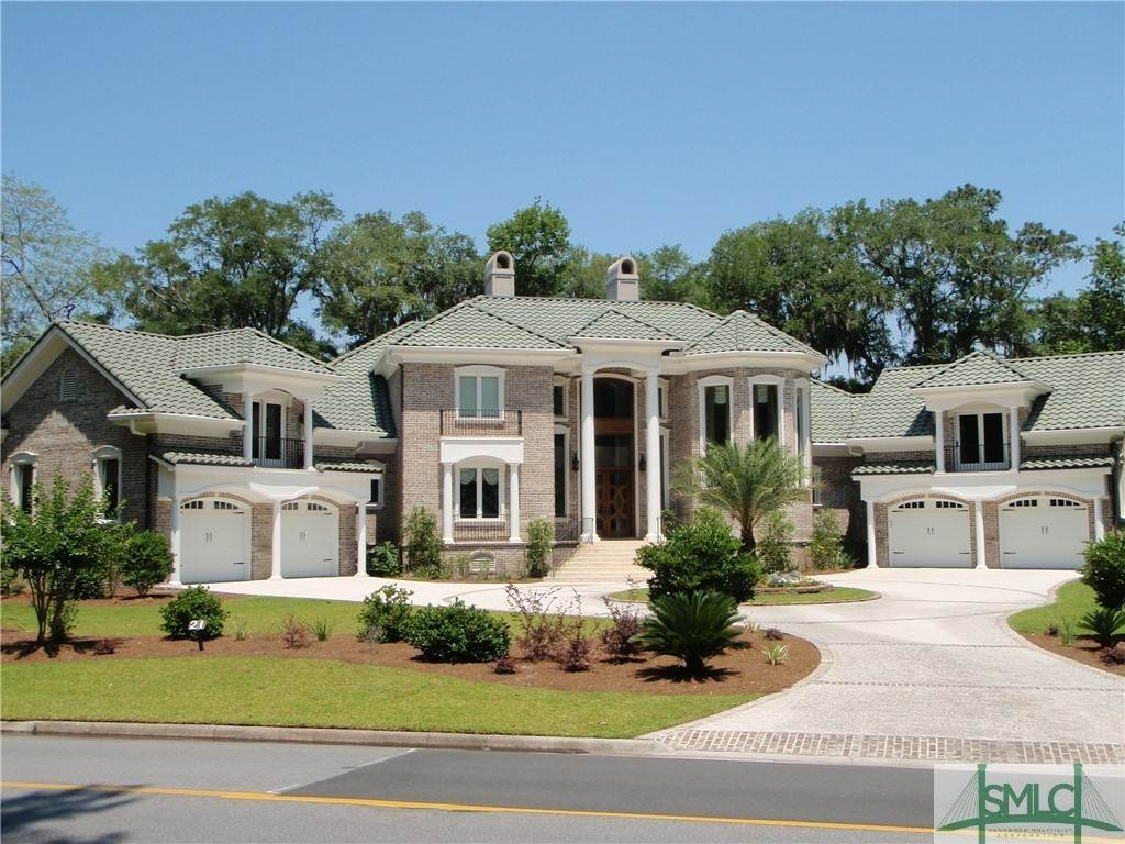 Residential for Sale at 21 Shellwind Drive 21 Shellwind Drive Skidaway Island, Georgia 31411 United States