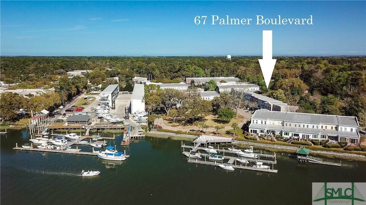 Residential for Sale at 67 Palmer Boulevard 67 Palmer Boulevard Savannah, Georgia 31410 United States