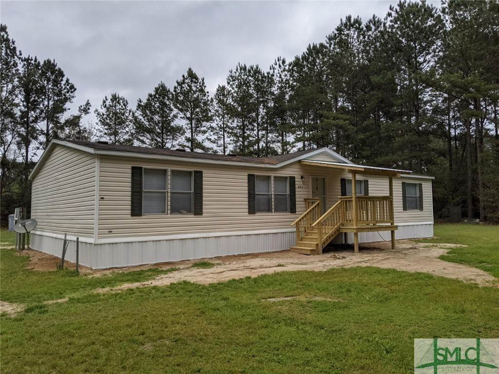 Residential Lease at 875 Mock Road 875 Mock Road Springfield, Georgia 31329 United States