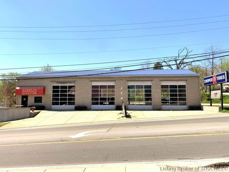 Commercial for Sale at 329 N Gospel Street Paoli, Indiana 47454 United States