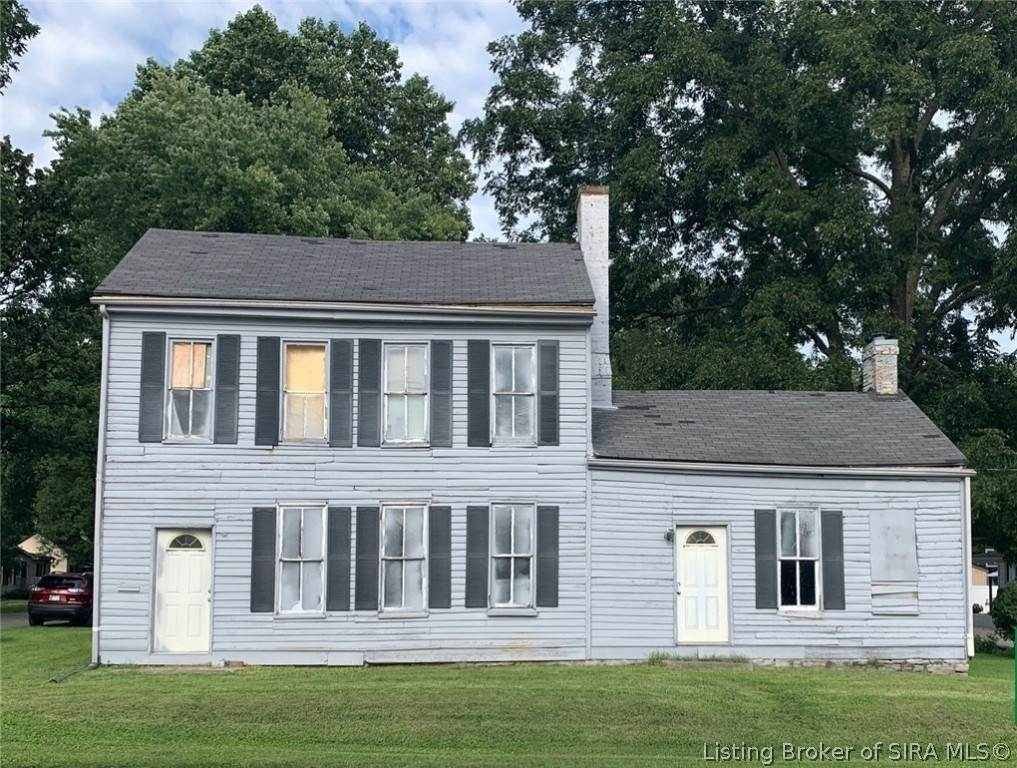 Single Family Homes por un Venta en 306 Walnut Street Vevay, Indiana 47043 Estados Unidos