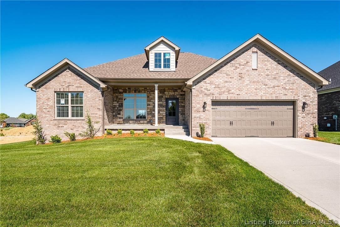 Single Family Homes for Sale at 1732 Champions Pointe Parkway Henryville, Indiana 47126 United States