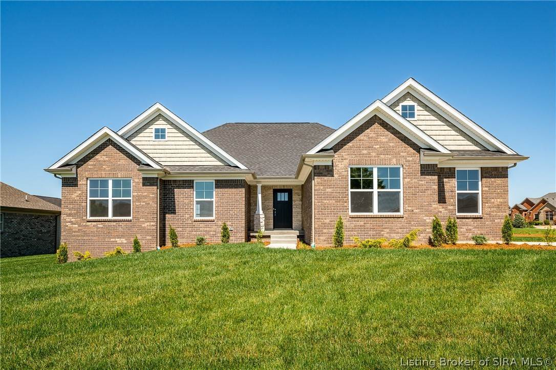 Single Family Homes for Sale at 1730 Champions Pointe Parkway Henryville, Indiana 47126 United States