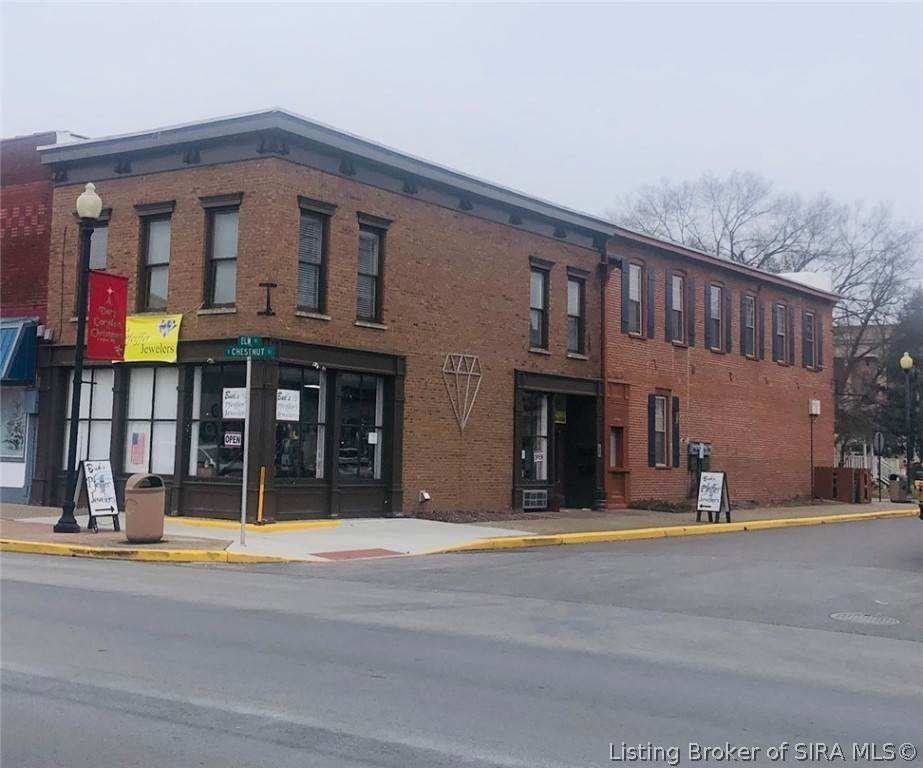 Commercial for Sale at 119 Chestnut Street Corydon, Indiana 47112 United States
