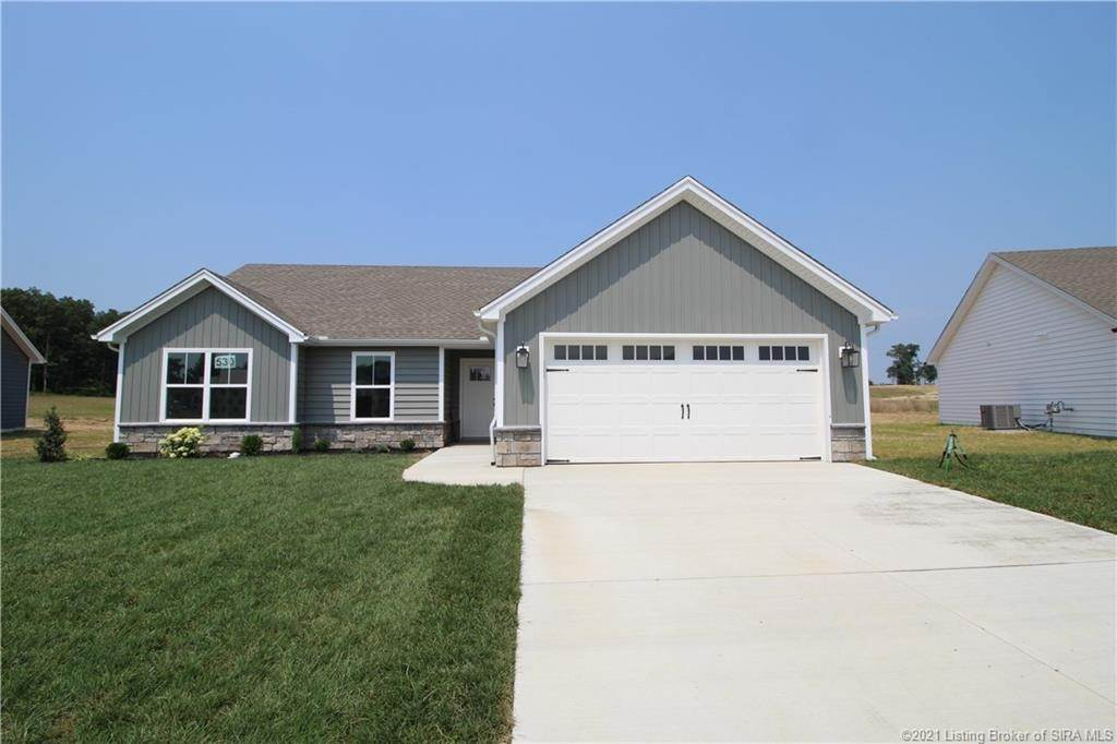 Single Family Homes for Sale at 4458 - Lot 530 Venice Way Sellersburg, Indiana 47172 United States