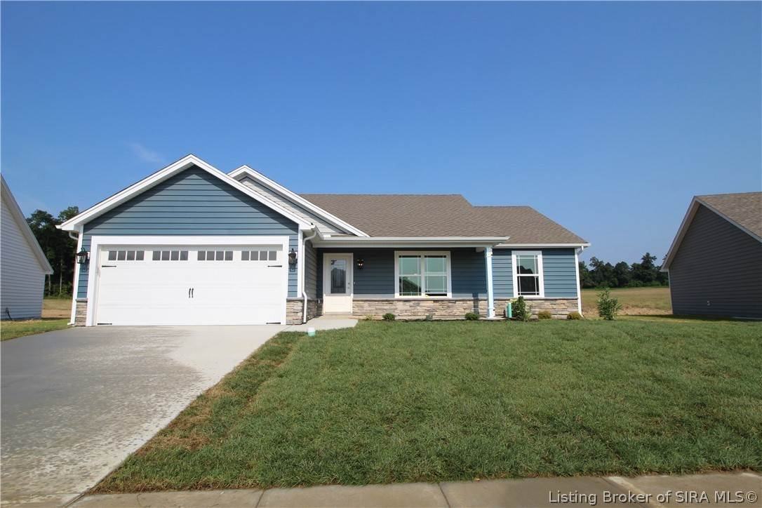 Single Family Homes for Sale at 4460 - Lot 529 Venice Way Sellersburg, Indiana 47172 United States