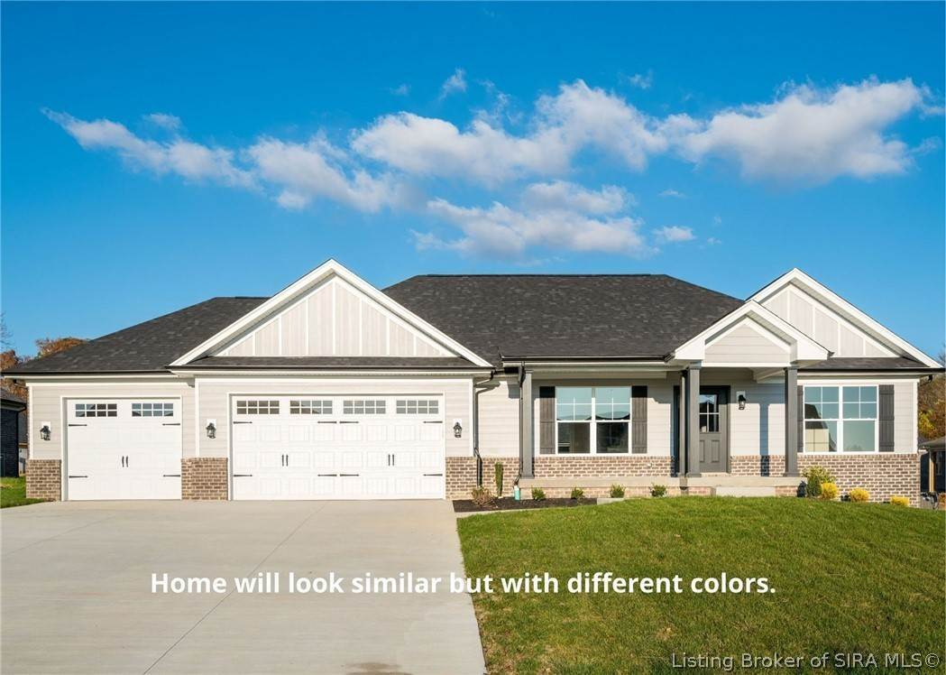 2. Single Family Homes for Sale at Lot 250 Covington Court Charlestown, Indiana 47111 United States