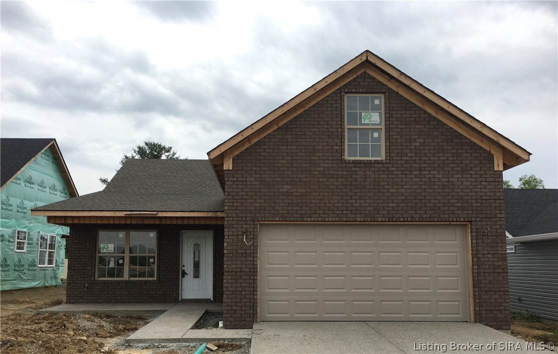Single Family Homes for Sale at 8019 Vista (10 Scm) Place Charlestown, Indiana 47111 United States