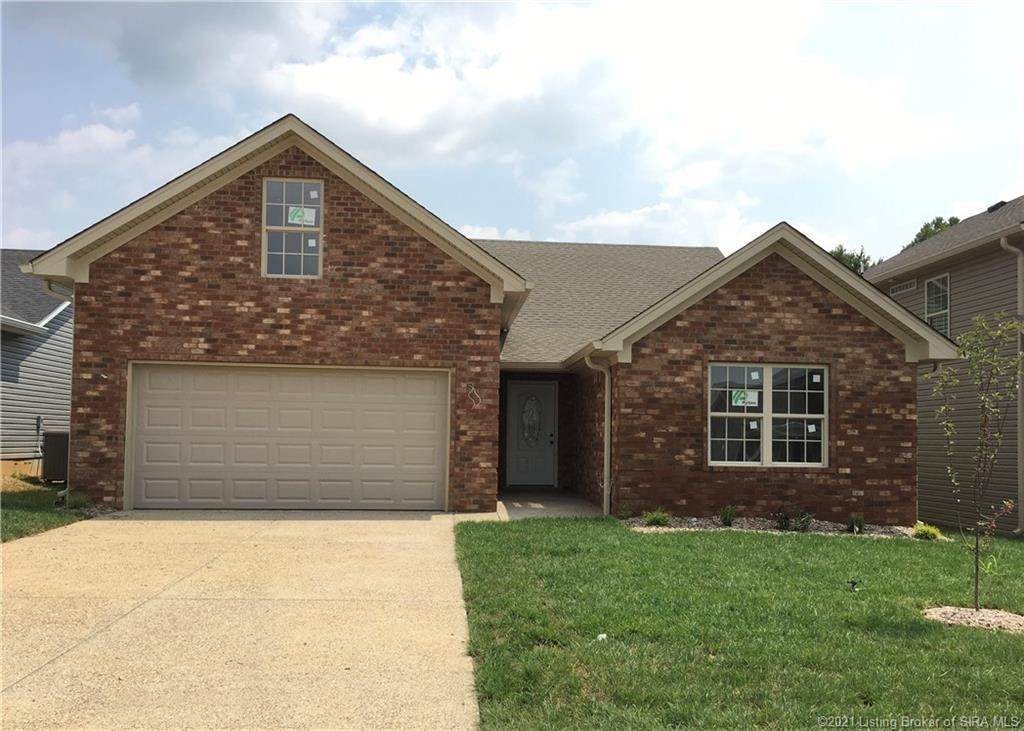 Single Family Homes for Sale at 8023 Vista (12 Scm) Place Charlestown, Indiana 47111 United States