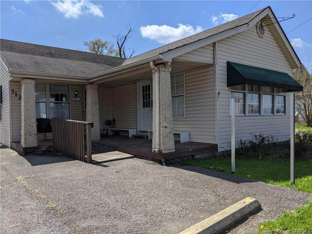 Commercial for Sale at 712-714-716 E 10th Street Jeffersonville, Indiana 47130 United States