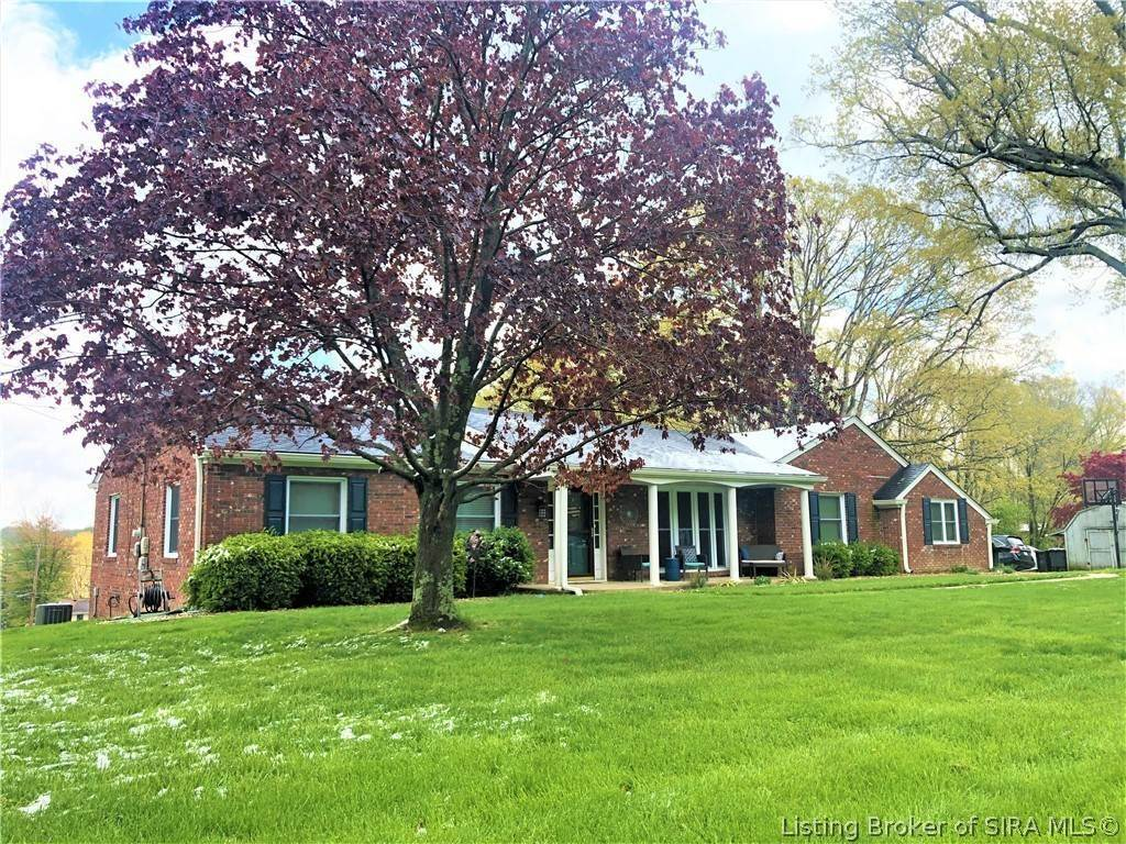 Single Family Homes for Sale at 690 N Shady Lane North Vernon, Indiana 47265 United States