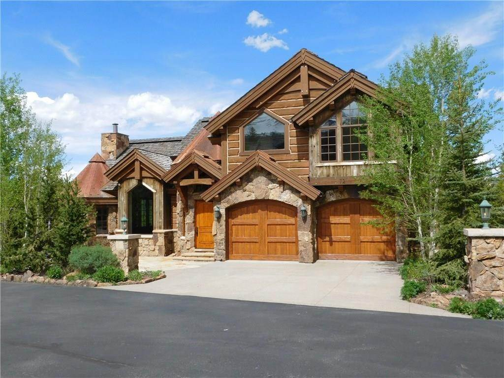 Single Family Homes for Sale at 72 Snowy Ridge Road Breckenridge, Colorado 80424 United States