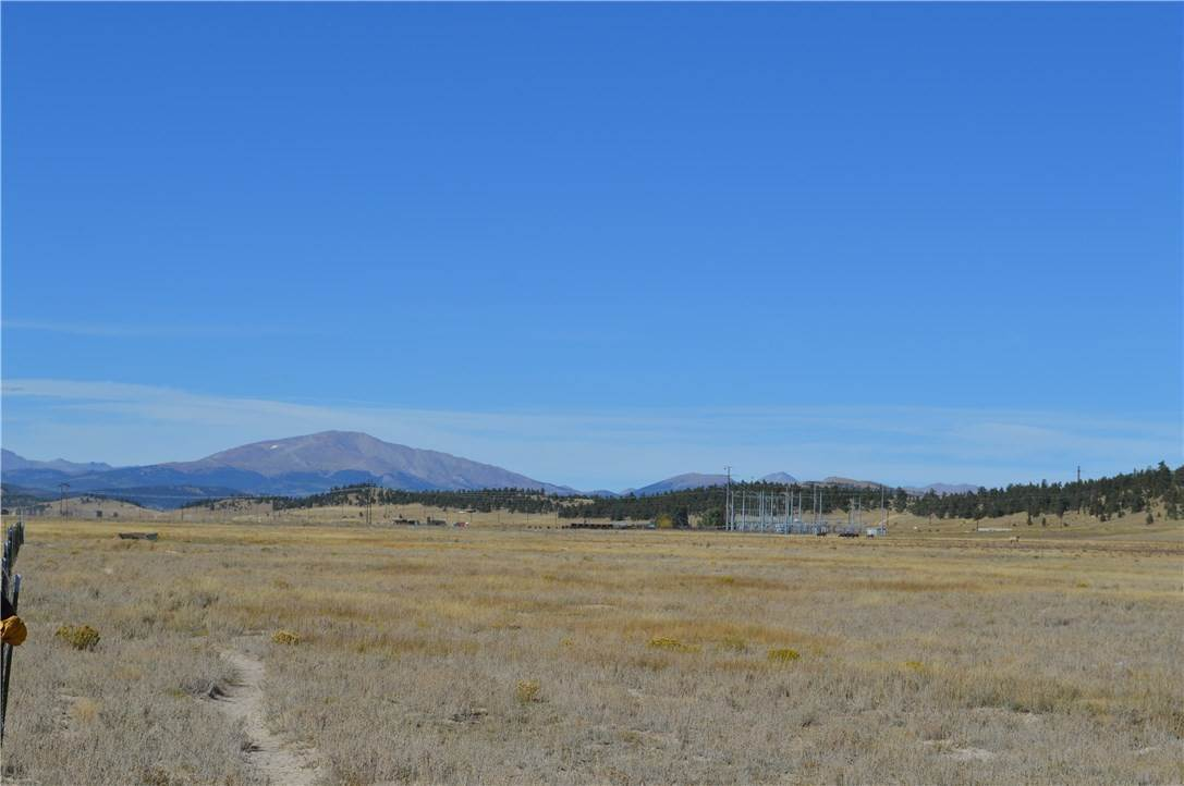Land for Sale at Tbd Fourmile Creek Road Hartsel, Colorado 80449 United States