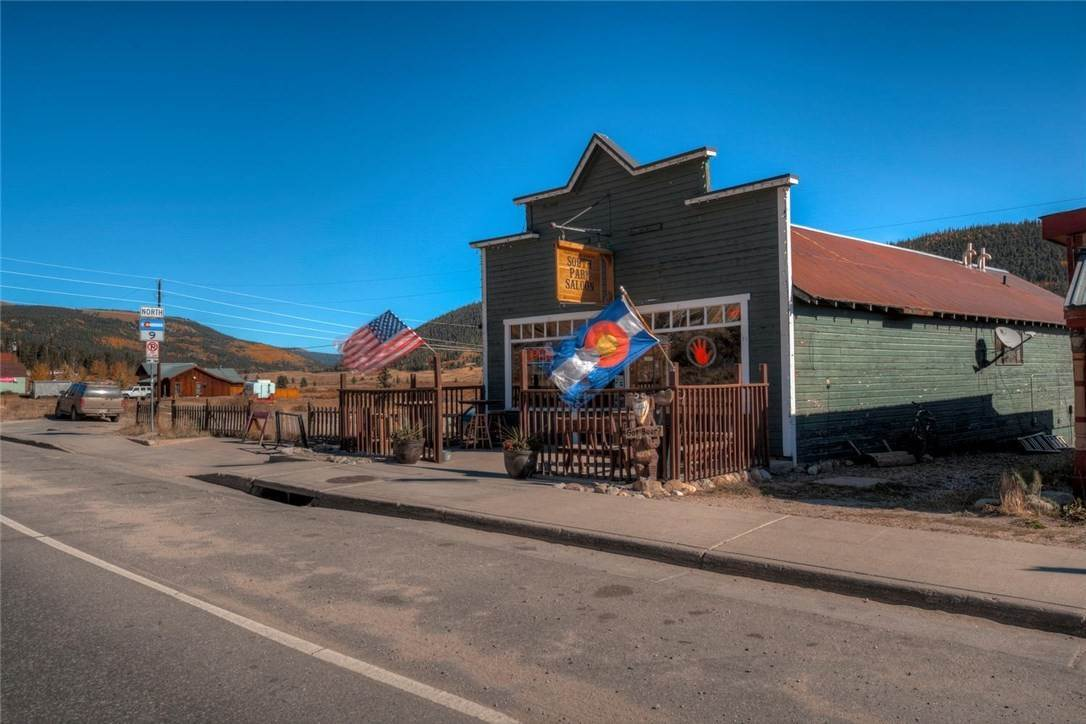 Commercial for Sale at 24 N Main Street Alma, Colorado 80420 United States